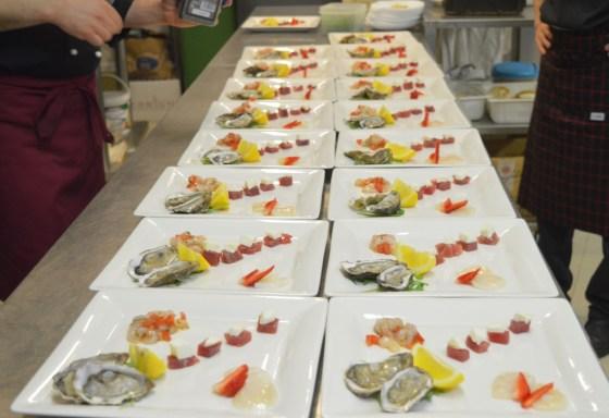 Serata Champagne «Mare spumeggiante»: sapore e ricercatezza nel piatto 4