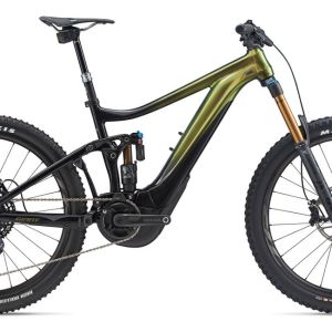 E-bike GIANT REIGN E+ 0 PRO 2020. Ristorocycles vendita e-bike a Pinerolo, Torino
