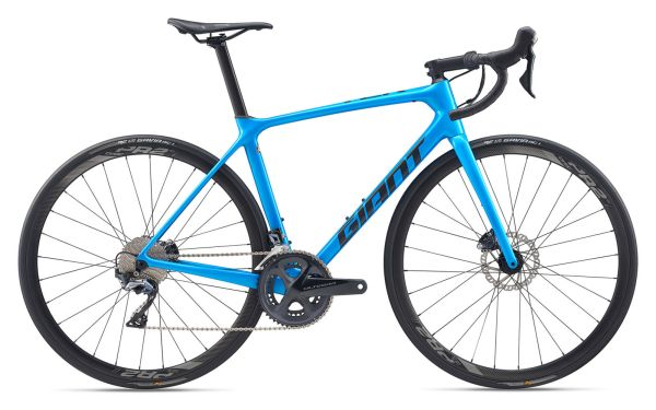 GIANT TCR ADVANCED DISC 2020. Ristorocycles Vendita giant e wilier a Pinerolo e Torino