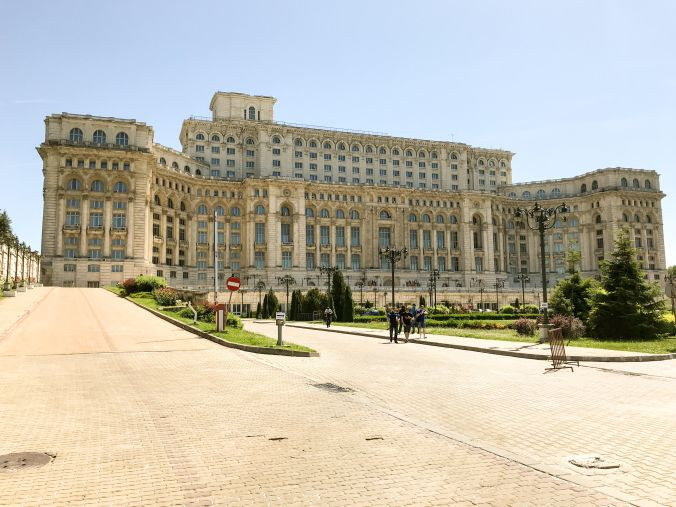 In Bucharest - English
