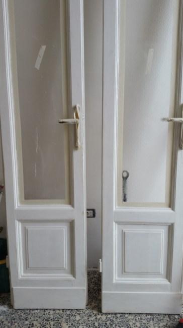 verniciatura porte E Stipiti in legno 09 ristrutturazionmilano.com
