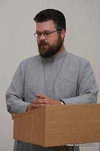 протоєр. Андрій Дудченко