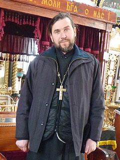 Священик Василь БОРИСЕВИЧ