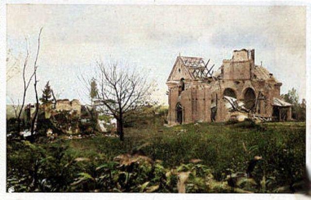 Костел після І Світової війни - фото 64157