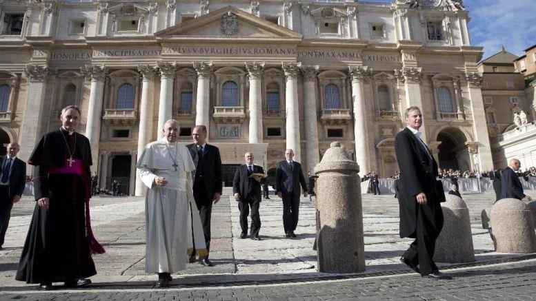 Папа Франциск - фото 65235