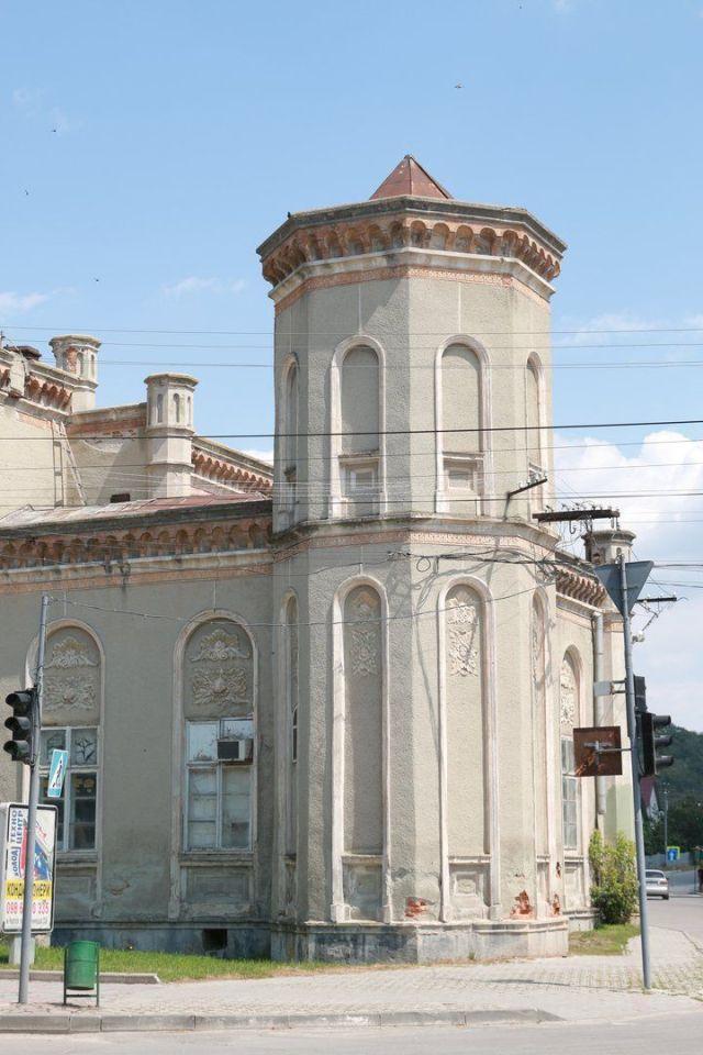 Будівля нової синагоги - фото 66753