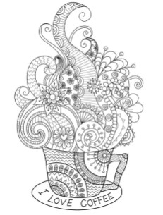 04.Антистрессовые раскраски распечатать в хорошем качестве