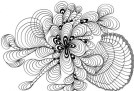 07.Дудлинг картинки: интересные рисунки дудлинг