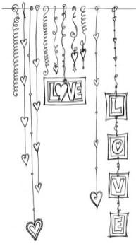 24.Картинки для срисовки карандашом в личный дневник