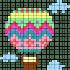 05.Картинки по клеткам в тетради рисуем с легкостью