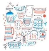06.Красивые рисунки для срисовки рисуем вместе!