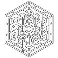 13.мандалы для раскрашивания распечатать
