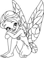 07.Раскраски для девочек распечатать бесплатно формат а4