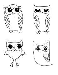20.Рисунки для срисовки легкие карандашом для начинающих