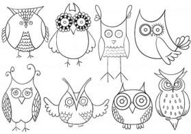 18.Рисунки для срисовки простые и красивые