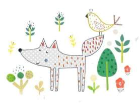 12.Рисунки животных для срисовки карандашом