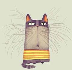 06.Рисунки животных для срисовки карандашом