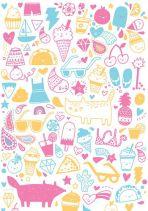 05.Срисовки для лд: картинки для личного дневника