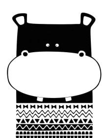 25.чёрно белые картинки для срисовки