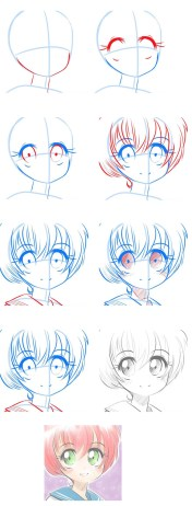 06.картинки аниме для срисовки поэтапно