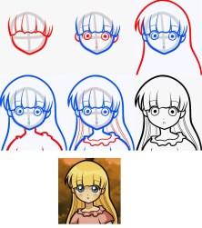 07.картинки аниме для срисовки поэтапно