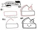 17.кавайные рисунки для срисовки