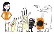 10.прикольные рисунки для срисовки