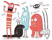 07.прикольные рисунки для срисовки