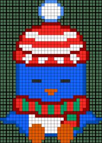 08.рисунки по клеточкам на Новый год