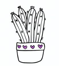 18.срисовки для девочек лёгкие