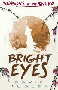 Bright Eyes mockup cover