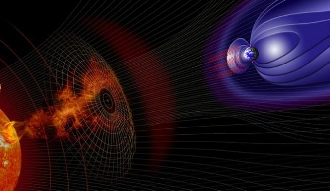 Scienziati scoprono uno scudo invisibile attorno alla Terra, sono perplessi di come si è formato