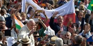 Il Papa domenica in piazza San Pietro