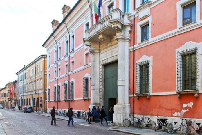 Una delle sedi dell'Università a Ravenna