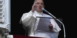 Papa Francesco all'Angelus del 19 gennaio