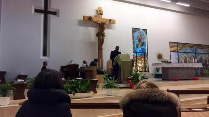 La Messa di sabato 18 gennaio al Redentore