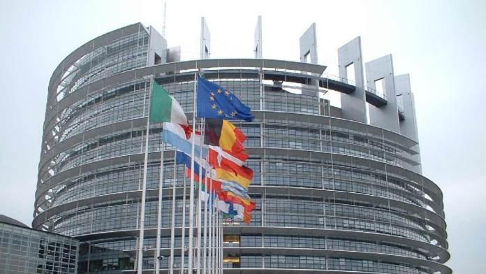 Una delle sedi del Parlamento Europeo a Strasburgo