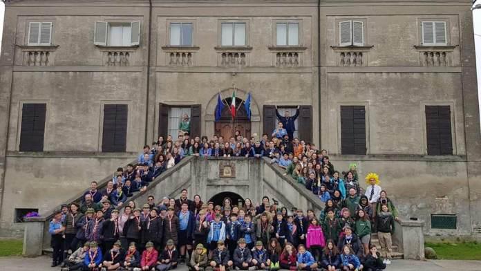 Foto di gruppo del Cervia 1 (immagine di repertorio)