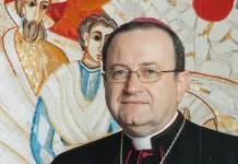 Monsignor Lorenzo Ghizzoni, arcivescovo di Ravenna-Cervia