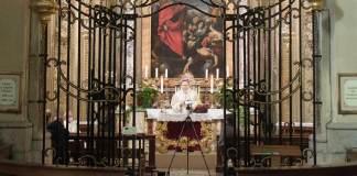 La Messa di oggi in diretta sulla pagina Facebook di Risveglio Duemila