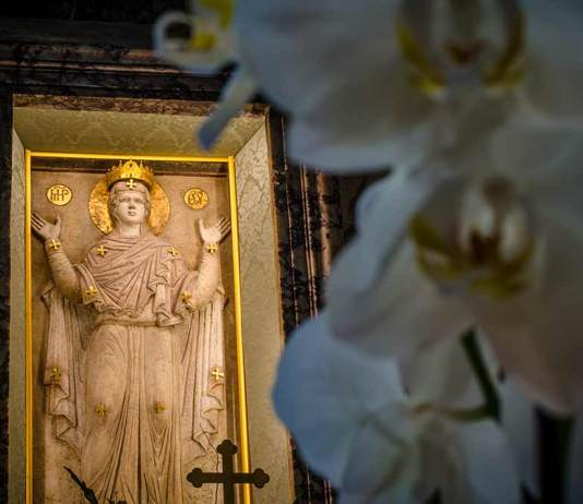 La cappella della Madonna Greca