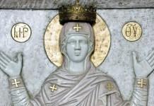 L'immagine della Madonna Greca