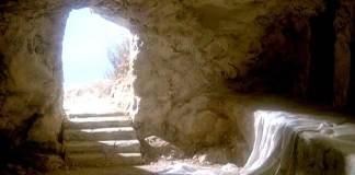 Pasqua, il sepolcro è vuoto