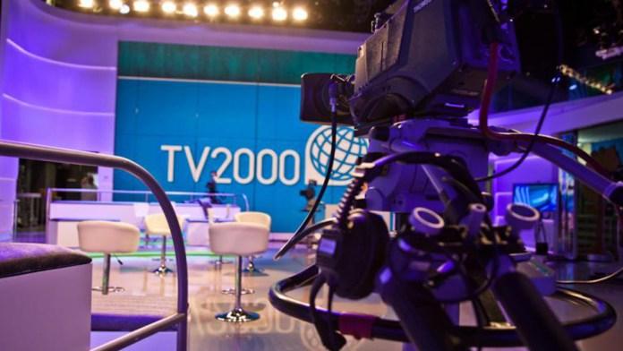 Telecamere di TV2000 sempre più accese nella Settimana Santa