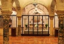 Cripta della basilica di San Nicola a Bari