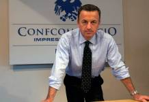 Il presidente di Confcommercio provincia di Ravenna, Mauro Mambelli