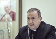 Mons. Lorenzo Ghizzoni, arcivescovo di Ravenna e presidente del Servizio nazionale Tutela minori