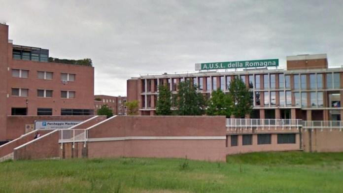 La sede dell'Asl Romagna