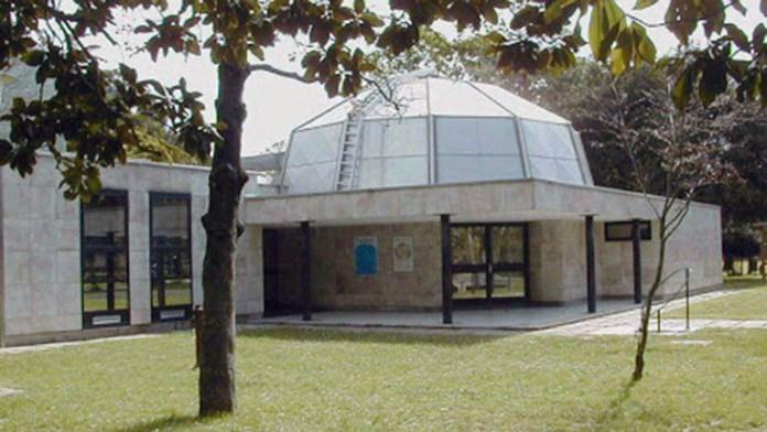 Il Planetario di Ravenna