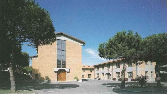 La chiesa di Pinarella
